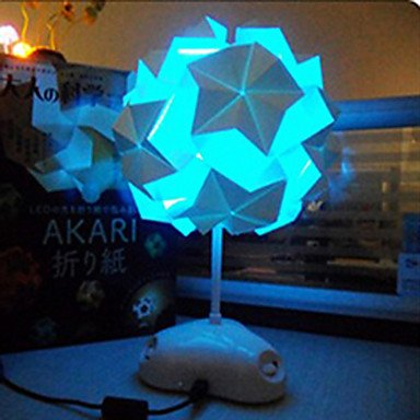 Diy Usb Origami Led Table Lamp