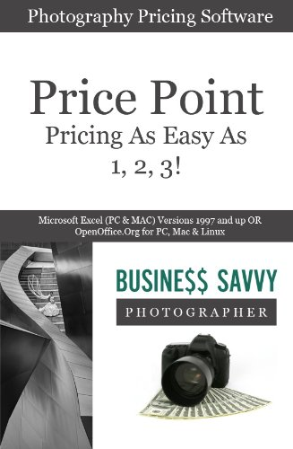 Photography Pricing Software | Price Point For Wedding & Portrait Photographer | For (2) Photographer + Assistants(S) If Any front-627664
