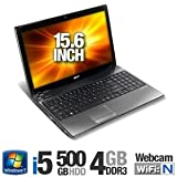Acer AS5741-3541 i5  4GB/500G/WEBCAM/6 CELL/WIN 7