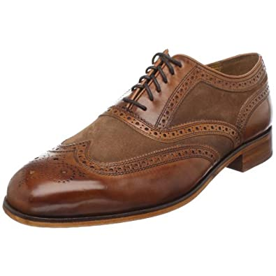 Florsheim Men's Marlton Wingtip Oxford,Cognac,7 D US