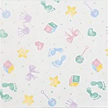 Baby Print Tissue Paper - 20x30 - 20 Sheets