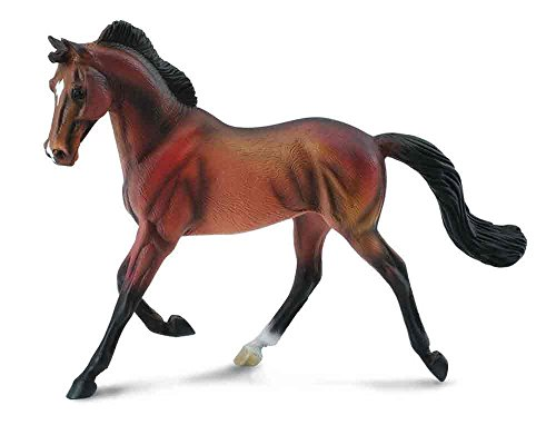 CollectA Thoroughbred Mare, Bay