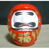 開運・福だるま(赤) 1号サイズ
