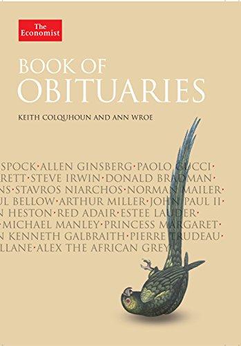 Book of Obituaries (Economist Books)