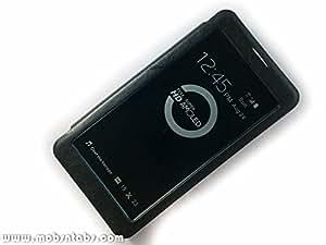 Generic Full Window Flip Cover for Samsung Galaxy Note III (Black))