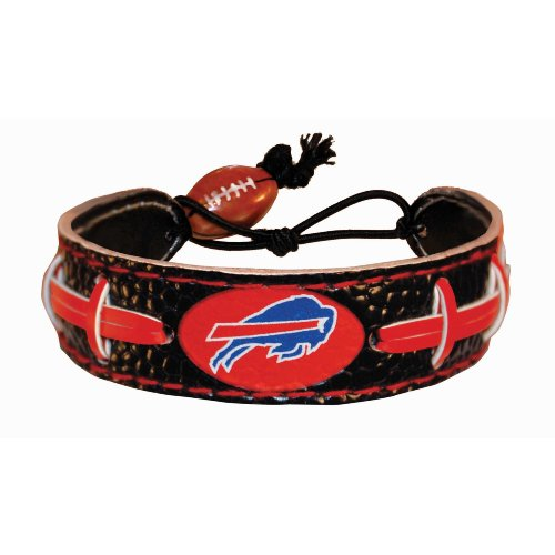 Buffalo Bills Team Color NFL Football Bracelet at Amazon.com