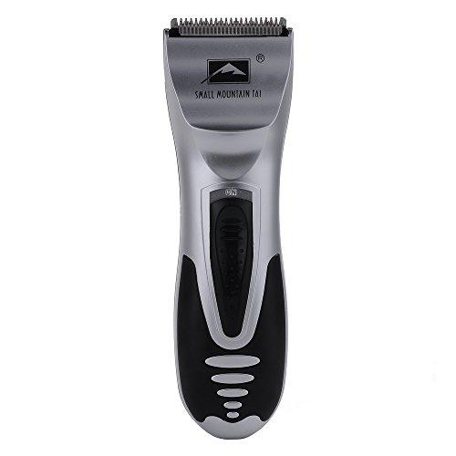 Victsing Electric Cordless Handy Men'S Shaver Razor Beard Removal Hair Clipper Trimmer(Sliver)