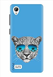 Noise Designer Printed Case / Cover for Vivo Y31 / Animated Cartoons / Leopard With Sunglasses