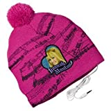 Girl's Disney Hannah Montana Knit Hat with Eartunes (7-14)