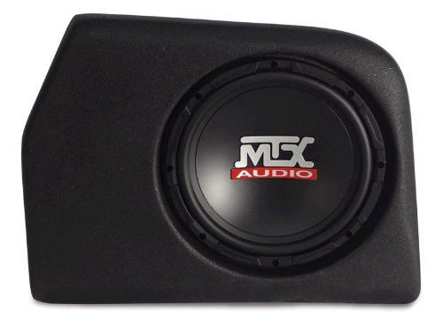 "Mtx Thunderform Scion Tc 10"" Custom Subwoofer Enclosure 2011-2013 Sub Box (Loaded)"