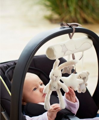 Infant-Newborn-Baby-Pram-Bed-Bells-Soft-Hanging-Toys-Animal-Handbells-Rattles