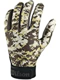Wilson Sporting Goods Adult Super Grip Special Forces Football Receivers Gloves