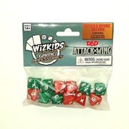 Dungones & Dragons Attack Wing: Dice Set