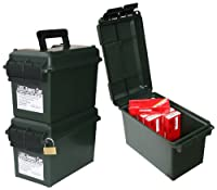 MTM Forest Green 50 Caliber Ammo Storage Can by MTM
