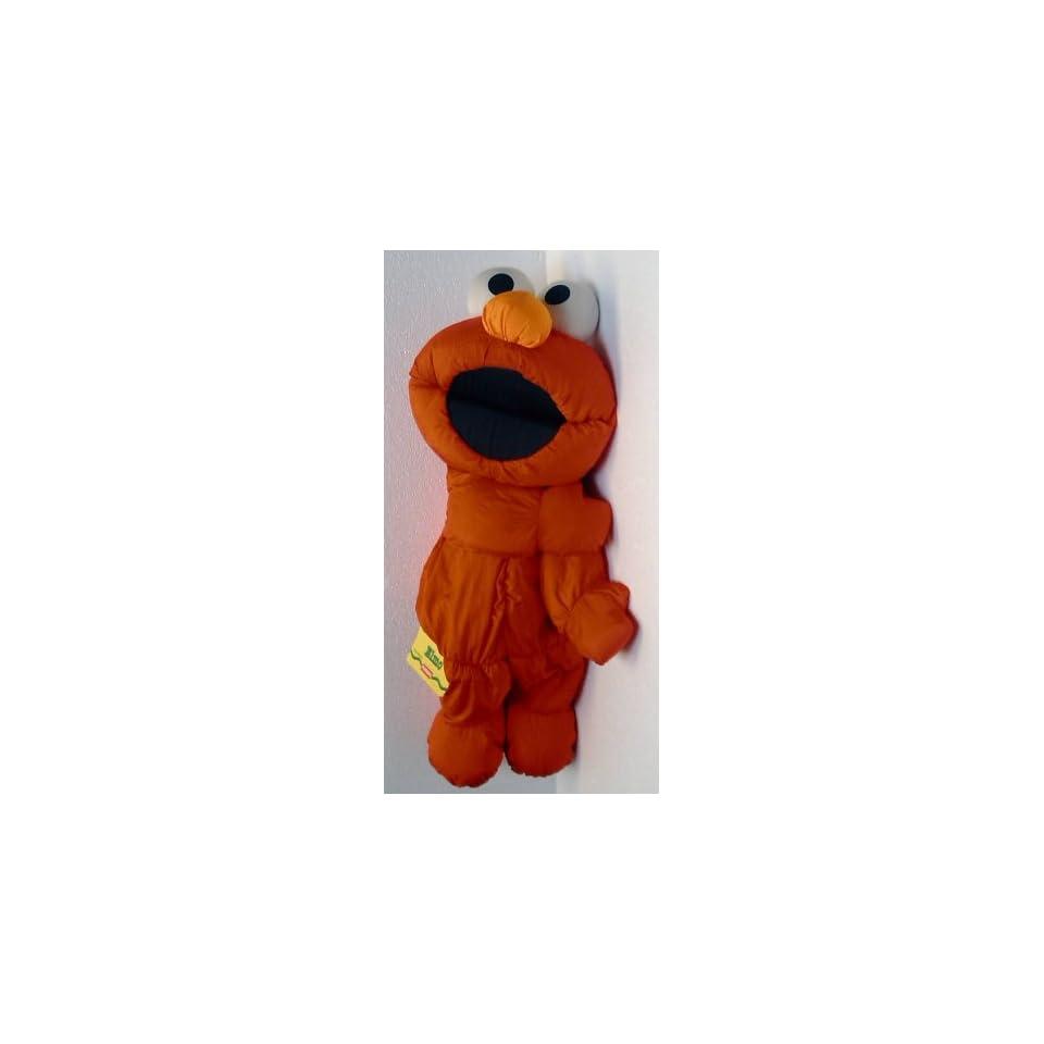 Sesame Street; 28 Elmo; Plush Stuffed Toy Doll