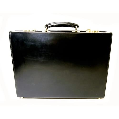 (エッティンガー) ETTINGER アタッシェケース Bank Lid Over Attache Case E-54 [並行輸入品]