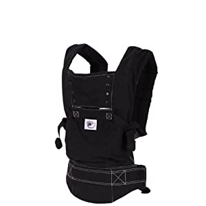 ERGObaby Original Collection Sport Baby Carrier - Black (Discontinued by Manufacturer)