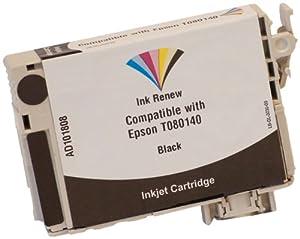 Ink Renew Remanufactured Inkjet Cartridge Epson T080140