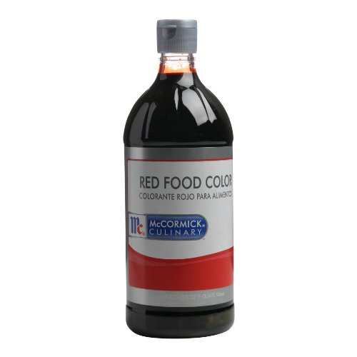 McCormick Food Coloring, Red, 32-Ounce