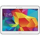 "Samsung Galaxy Tab 4 10.1 4G - Tablet de 10.1"" (4G + GPRS + HSDPA + HSUPA + WiFi + Bluetooh 4.0 A2DP, 16 GB, 1.5 GB RAM, Android 4.4 KitKat), blanco (importado)"