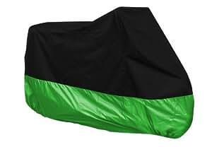 samgu housse bache moto protection waterproof couverture de moto scooter xxl 265x105x125cm. Black Bedroom Furniture Sets. Home Design Ideas