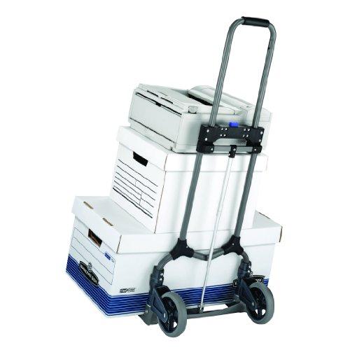 STEELMASTER Elite Steel Folding Hand Cart, 200 Pound Capacity, 39 x 19.25 Inches (203401101)