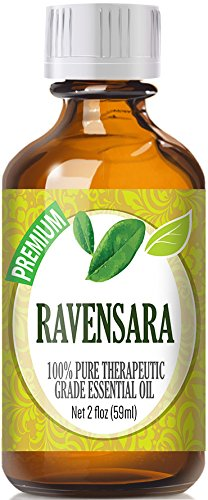 Ravensara Essential Oil (60ml) 100% Pure, Best Therapeutic Grade Essential Oil - 60ml / 2 (oz) Ounces