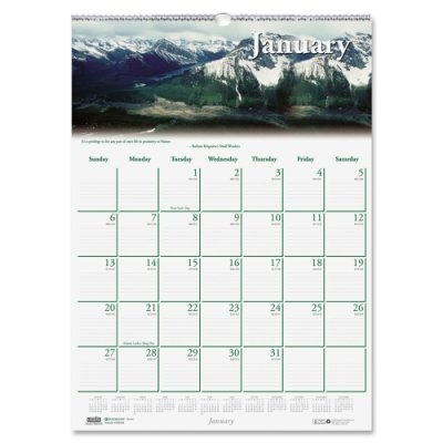 House of Doolittle Products - Wall Calendar,