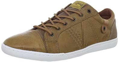 Steve Madden Men's Flammin Lace-Up,Natural,12 M US