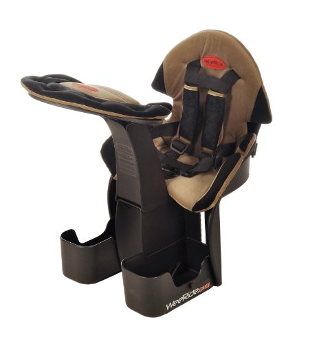 Review WeeRide LTD Kangaroo Child Bike Seat