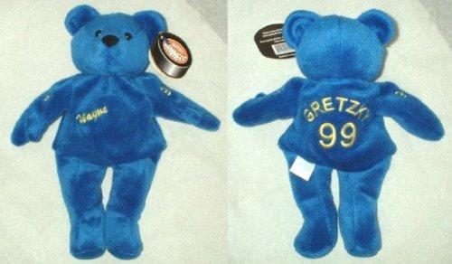 Salvino's Bammers Wayne Gretzky # 99 Plush Bear