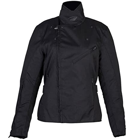 Nouveau Spada moto Textile veste Keira dames noir