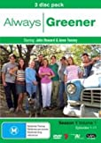 Always Greener - Season 1 (Vol. 1 - Ep. 1-11) - 3-DVD Set ( Always Greener - Season One - Volume One - Episodes 1 to 11 ) [ NON-USA FORMAT, PAL, Reg.0 Import - Australia ]