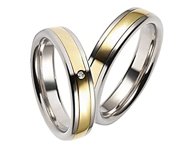 Rauschmayer pair of wedding rings First 60044