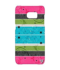 Vogueshell Multi Colour Pattern Printed Symmetry PRO Series Hard Back Case for Samsung Galaxy S7