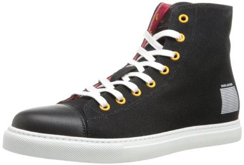 Marc Jacobs Men'S S87Ws0105 Fashion Sneaker,Black,41 Br/7 M Us
