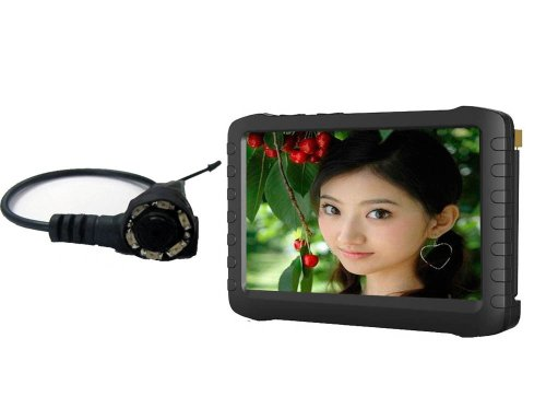 2013 New Products 2.4G Wireless Camera Dvr Monitor Video&Audio 940Nm Ir Leds Night Vision front-431430