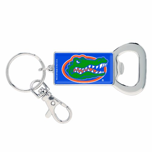 NCAA Florida Gators Bottle Opener Key Ring