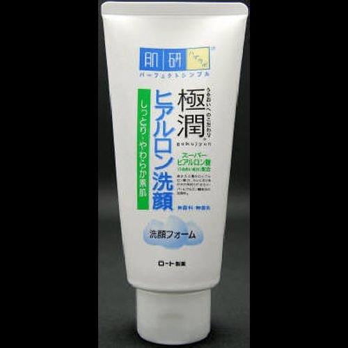 極潤ヒアルロン洗顔フォーム 100g
