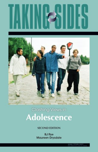 Adolescence: Taking Sides - Clashing Views in Adolescence