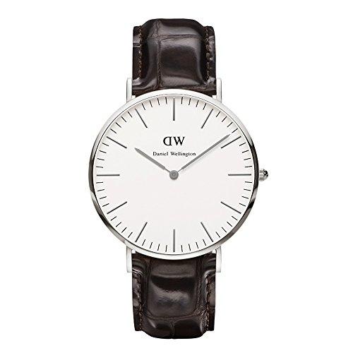 Daniel Wellington - Classic York - Silver - 0211Dw