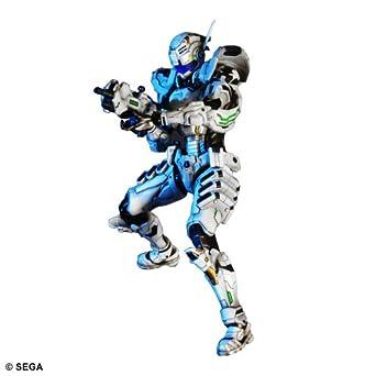 VANQUISH PLAY ARTS改 サム・ギデオン(PVC塗装済みアクションフィギュア)
