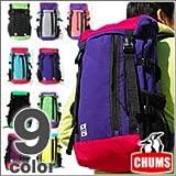 【CHUMS】 ザイオンパック スウェット×ナイロン/Zion Pack Sweat Nylon