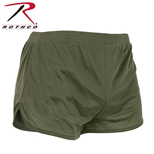 Rothco Ranger P/T Shorts, 2XL, Olive Drab (Sfa Gear compare prices)