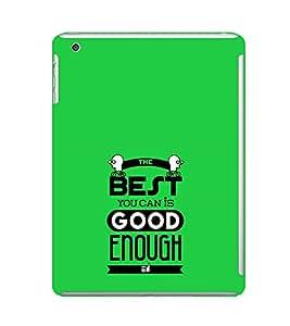 EPICCASE good enough Mobile Back Case Cover For Apple Ipad Mini 2 (Designer Case)
