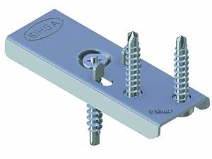 Sihga Dielenfix DF 17 Edelstahl, Terrassenbefestigung, 300 Stück  BaumarktKundenbewertung und Beschreibung