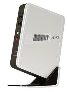 MSI WIND BOX DC111-W10374G50X8M NETTOP Intel® 1800 MHz 500 GB NM70 , HD GPU