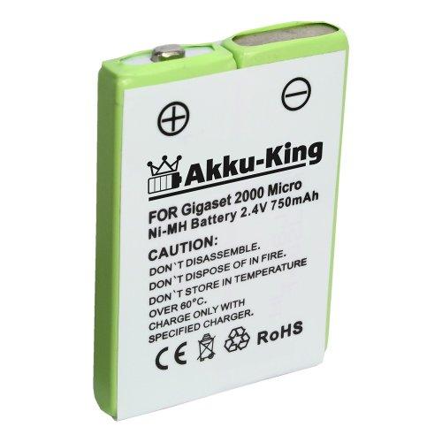 Akku-King Akku für Siemens Gigaset