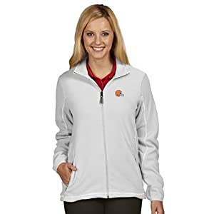 NFL Cleveland Browns Women's Ice Jacket from Antigua