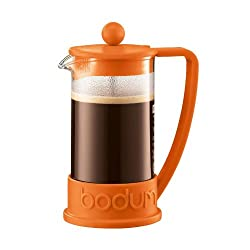 Bodum New Brazil 3-Cup French Press Coffee Maker from Bodum